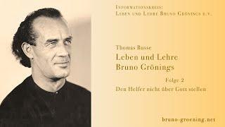 Liebe - Glaube - Heilung -  Den Helfer nicht über Gott stellen (w/English subtitles)