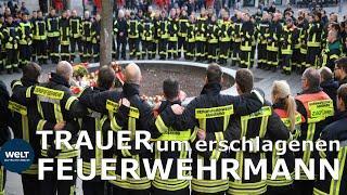 AUGSBURG - Weihnachstmarktbesucher wird erschlagen