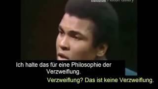 Unglaubliches Interview ! Muhammad Ali spricht Klartext -  Naturgesetze auf den Kopf gestellt
