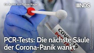 PCR-Tests: Die nächste Säule der Corona-Panik wankt | Tobias Riegel | NDS-Podcast | 21.06.2021
