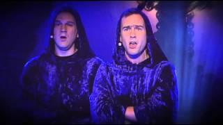 Grufties singen ganz gut - Gregorian Christmas Chants - Live in Berlin
