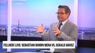 """""""Wir sind keine Kinder und brauchen die Bevormundung der Politik nicht!"""" - Grosz in Fellner Live"""