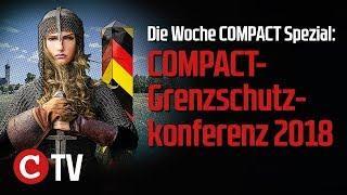 Die große Grenzschutzkonferenz: Die Woche COMPACT Spezial