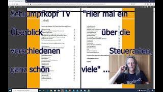 """Trailer: Schrumpfkopf TV / """"Steuerwahnsinn und Verschwendungen im BUND"""" ..."""