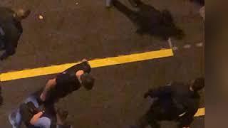 Polizeigewalt in Frankfurt 18. August 2020 - 3 Polizisten suspendiert