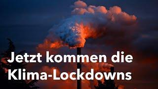 Forscher wollen alle 2 Jahre Emissions-Lockdown - KLARTEXT [PI POLITIK SPEZIAL]