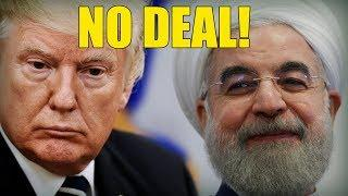 Breaking News! Trump Announces Plan For A New Deal Or No Deal At All