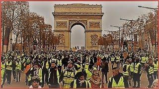Paris: Krieg oder Revolution der gelben Westen?!