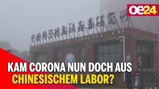 Kam Corona nun doch aus chinesischem Labor?
