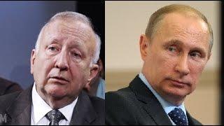 Willy Wimmer und Wladimir Putin über Migrantenwaffe und Flüchtlingskrise in Europa