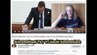 Trailer: Schrumpfkopf TV / YouTube löscht Kommentare ...