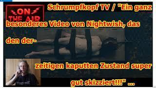 Ein ganz besonderes Video von Nightwish, das den derzeitigen kaputten Zustand super gut skizziert!!!