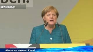 Merkel bekennt sich zur Umvolkung