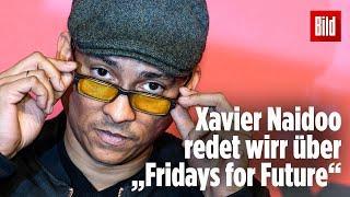 Fridays for Future 666 und CO2 Lüge Lesch - Xavier Naidoo