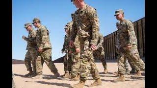 US Military Prepare For Migrant Caravan Arrival At Mexico Border, No Asylum (Full Compilation)
