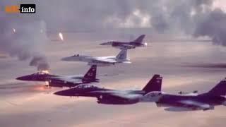 In der ZDF-Mediathek gelöscht !  USA okkupieren die Erde mit US Militärbasen