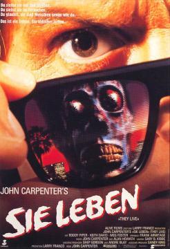 """""""Sie leben"""" von John Carpenter - Ganzer Film (1988) engl. wieder gelöscht"""