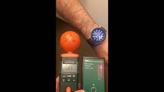Smart-Watch - Oder Grill dich selbst mit Mikrowellen