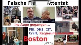 Falsche Flagge Attentat in Boston - ins Auge gegangen Wake News Radio/TV