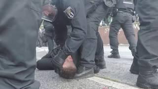 2017 - G20 Gipfel und POLIZEI-Gewalt
