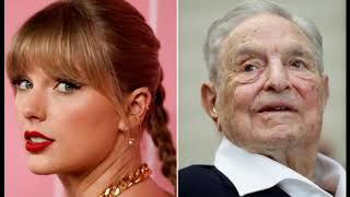 Taylor Swift Calls Out GEORGE SOROS for Buying Her Music Catalog That She Was Denied