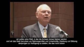 Verteidigungsminister erklärt kurz die UFO Alien Situation auf der Erde