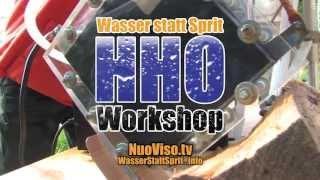 Wasser statt Sprit - DER FILM (Heizen mit Wasser? Autos, die Wasser tanken?)
