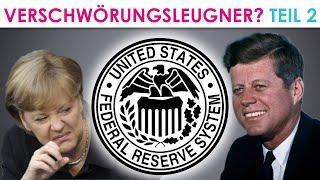 An alle Menschen! Erkennt, dass John F. Kennedy die Wahrheit sprach und dafür starb!