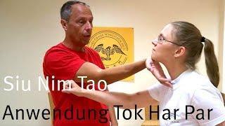 Selbstverteidigung - Handgriffe Siu Nim Tao Anwendung /  Bong Sao - Tan Sao - Tok Har Par