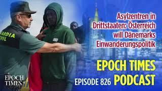 Asylzentren in Drittstaaten: Österreich will Dänemarks Einwanderungspolitik