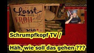 Trailer: Schrumpfkopf TV / Lasst uns froh und munter sein. Häh, wie soll das gehen ???