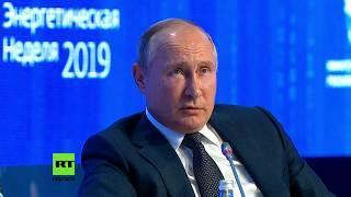 """Putin über Thunberg: """"Greta ist ein gutherziges und sehr aufrichtiges Mädchen, aber…"""""""