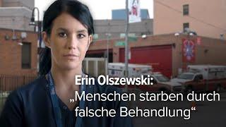 "Krankenschwester aus New York enthüllt: ""COVID-Patienten hätten nicht sterben müssen"""
