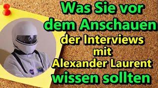 Beginnt die Apokalypse? Infos zu den Interviews mit Alexander Laurent -produziert von Eurasia Couple