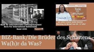 BIZ-Bank/Die Brüder des Schattens - Wa(h)r da Was? - Wake News Radio/TV 20180626
