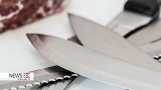 Messerattacken haben um bis zu 32 Prozent zugenommen