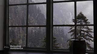 Für die Hyper-Wachen - Ein- und Durchschlafhilfe - Regengeräusche - Gewitter