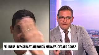 Über wieviele Tote wollen wir noch diskutieren? - Gerald Grosz in Fellner Live oe24.tv