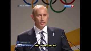 was viele auch nicht wissen: Putin spricht Englisch, Französisch, Tatarisch und Deutsch