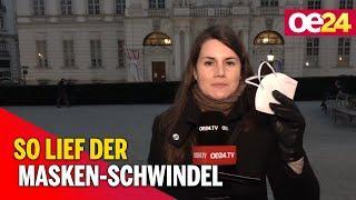 Hygiene Austria: So lief der Masken-Schwindel