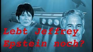 Die vierte Option: Lebt Jeffrey Epstein noch?