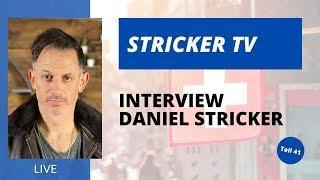 Interview mit Daniel Stricker - Stricker TV - Teil 41