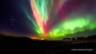 Nordlichter / Polarlichter