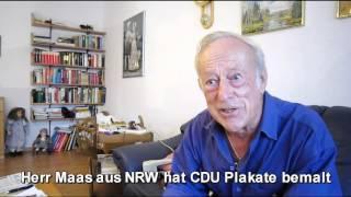 Mutiger Rentner bekämpft kriminelle CDU-Politiker und spricht offen über seine Vorgehensweise !