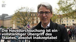 Rechtsanwalt Dr. Alexander Christ über Rechtsbeugung bei Weimar Richter