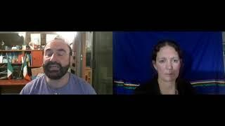 Was geschieht auf der Erde, wer ist Q uavm. Laura Eisenhower - Interview mit Stewart Swerdlow - deut