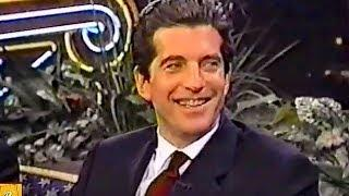 JFK Jr. Rare TV Interview in 1998 - a year before his death