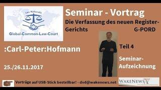 GCLC-Seminar Teil 4 Verfassung des neuen G-PORD 20171125