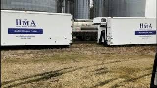 WHOA! Mobile Morgue Trailers Found Hidden On Farm Near Chicago