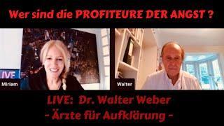LIVE Dr. Walter Weber - Ärzte für Aufklärung